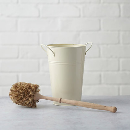 Plastic Free Toilet Cleaning Set - ecoLiving