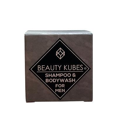 Shampoo & Body Wash for Men - Beauty Kubes