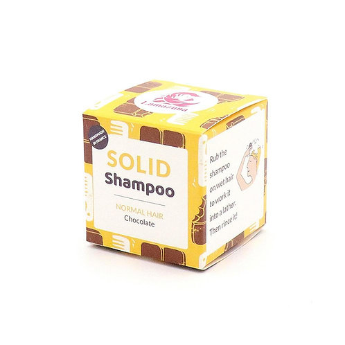 Shampoo Bar (Normal Hair) - Chocolate - Lamazuna