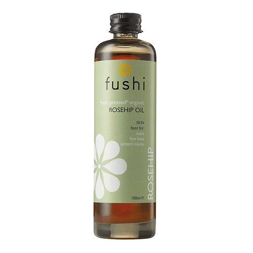 Organic Rosehip Seed Oil - Fushi