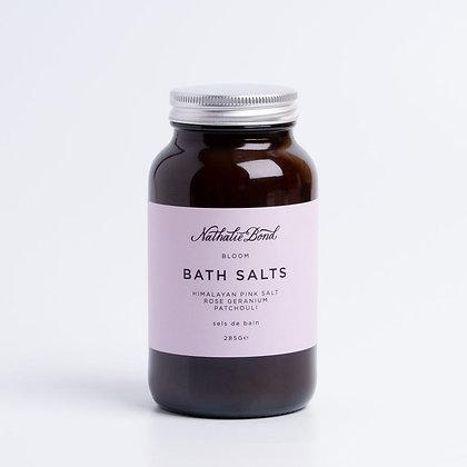 Bloom Bath Salts - Nathalie Bond
