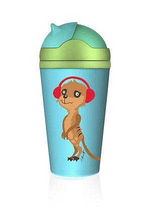 Animal Friend Children's Beaker - Chic Mic
