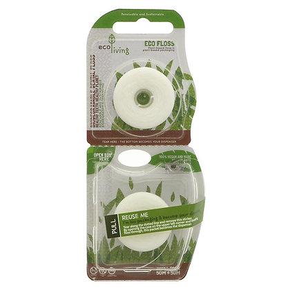 Plant-Based Vegan Dental Floss - 100m