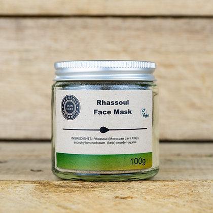 Rhassoul Face Mask - Heavenly Organics