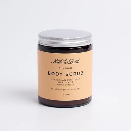 Bergamot & Grapefruit  Body Scrub - Nathalie Bond