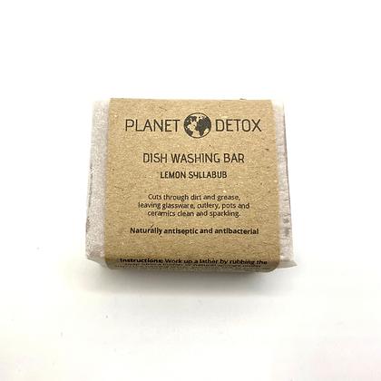 Dish Washing Soap Bar - Planet Detox