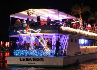LIMITED SEATING PRIVATE CRUISE OCT 4th aboard Lebarge Tropical Cruises