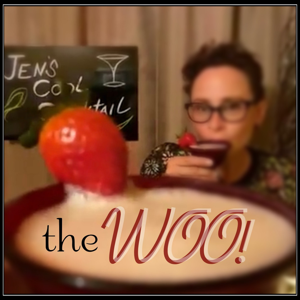 Jen's Cool Cocktail The WOO!