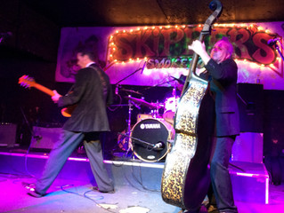 RETURNING TO THE 88.5 WMNF ROCKABILLY RUCKUS MAY 5th
