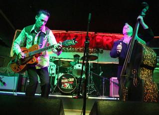Join us DEC 21st at Giorgio's on Hillview Sarasota... Band Christmas Party !