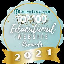 2021 top 100 website awards.png