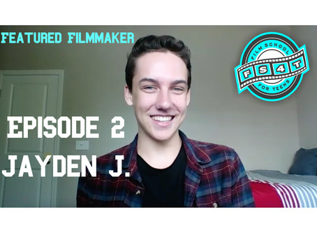 Meet Featured Filmmaker Jayden!