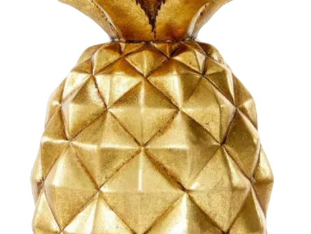 AND THE GOLDEN PINEAPPLE GOES TO....