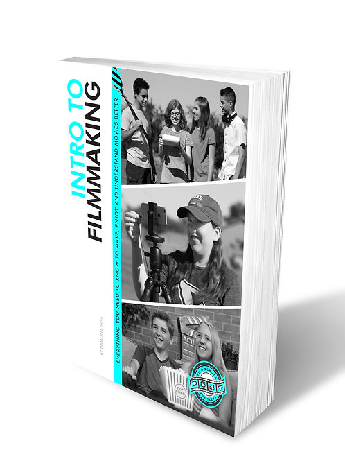 Intro to Filmmaking Workbook