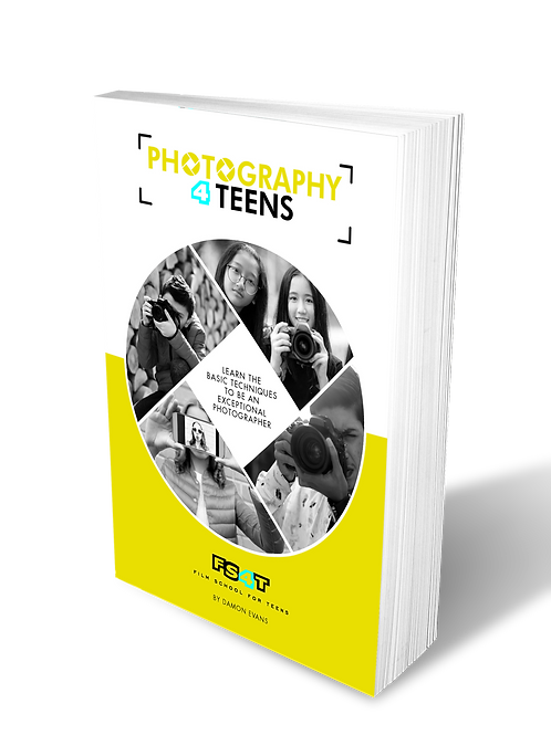 Photography 4 Teens Workbbook