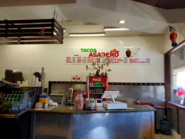 Tacos Asadero