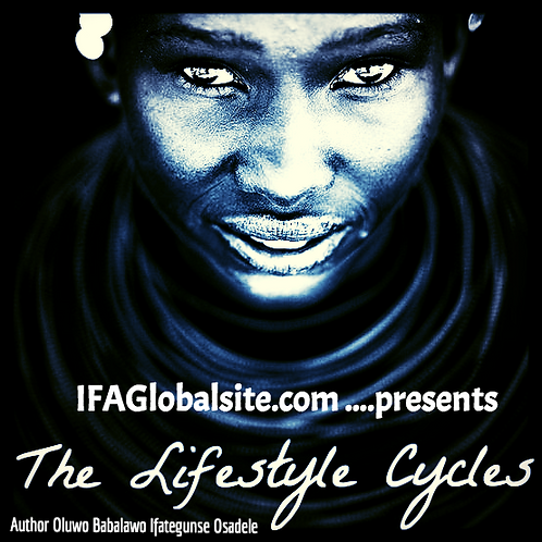 IFAGlobalsite.com- The LifeStyle Cycles- Paper Back