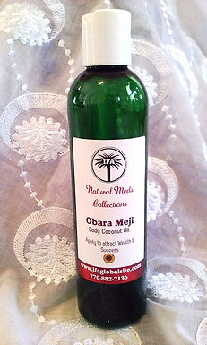 Obara Meji- Oil ( Apply To Attract Wealth ) Medium