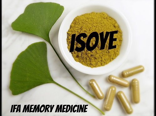 Isoye ( IFA Memory Medicine)