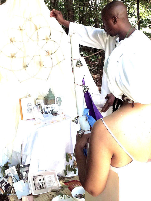 Ancestors Iku Pot Veneration Ceremony