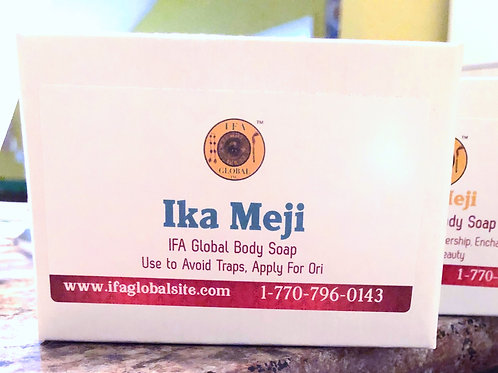Ika Meji -Regular Small IFA Medicine Soap( Apply To Avoid Traps)