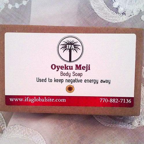 Oyeku Meji IFA Soap ( To remove Negativity)