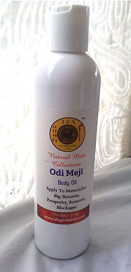Odi Meji Body Oil(Apply To Attract Big Business opportunities )