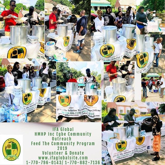 Please join our IFA Egbe Community Ifagl