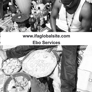 Why Is Ebo and Money in The IFA Religion, Spirituality, Tradition ,Culture, So Important? Pt 1