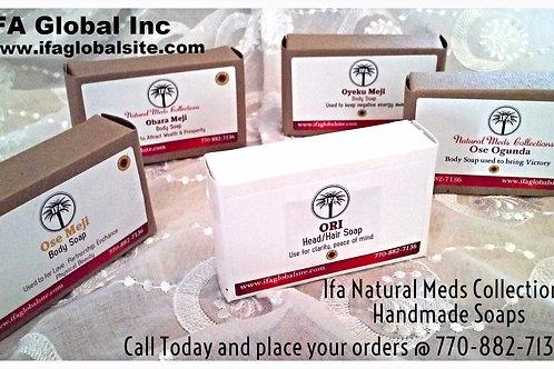 4 Box Set Of IFA Odu Soaps