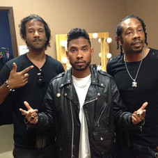 DJ Minus with Miguel and Big Gipp