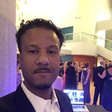 DJ Minus at Palm Springs event