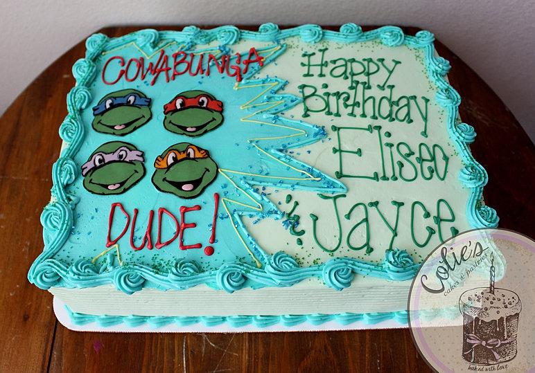 First Birthday Cakes Denver