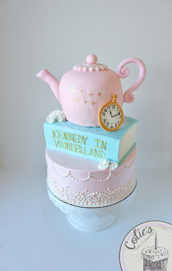Kennedy baby shower
