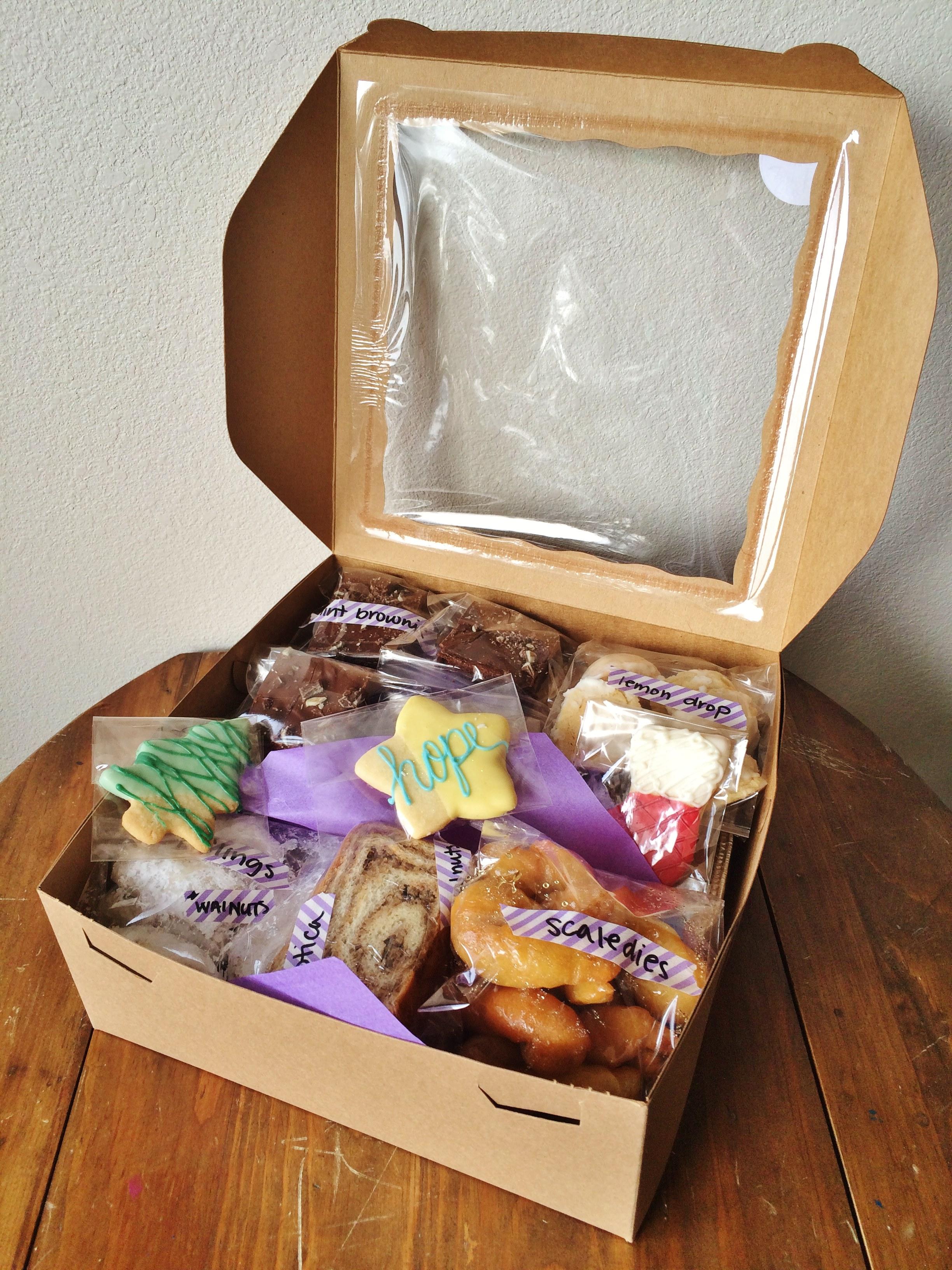 2014 Christmas Sampler Box