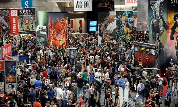 Tomorrow San Diego Comic-Con Tickets On Sale