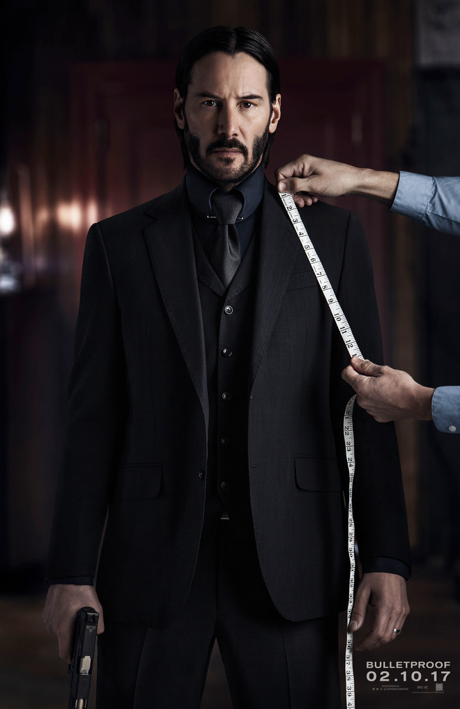 JOHN WICK: CHAPTER 2 Panel coming to  NYCC