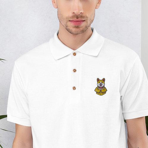Boxie Corgi Polo Shirt