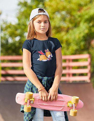 Superb Corgi Youth T-Shirt