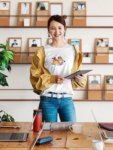 Superb Corgi Unisex Permium T-Shirt