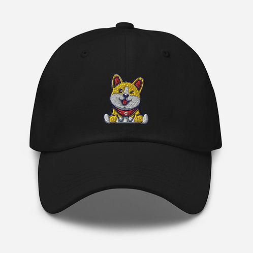 Cheerful Corgi Hat