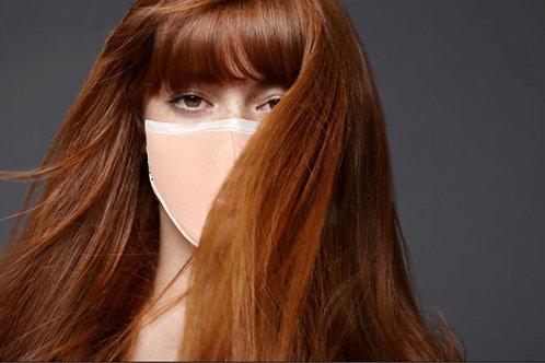 Cotton Face Cover  (Blush)