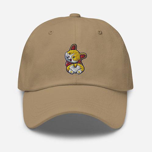Fluffy Corgi Hat