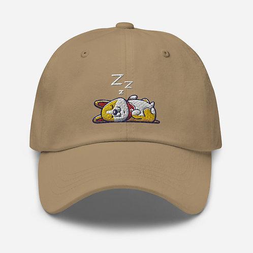 Sleepy Corgi Hat