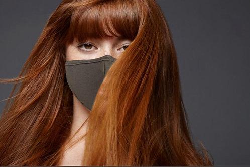 Cotton Face Cover (Dark Grey)