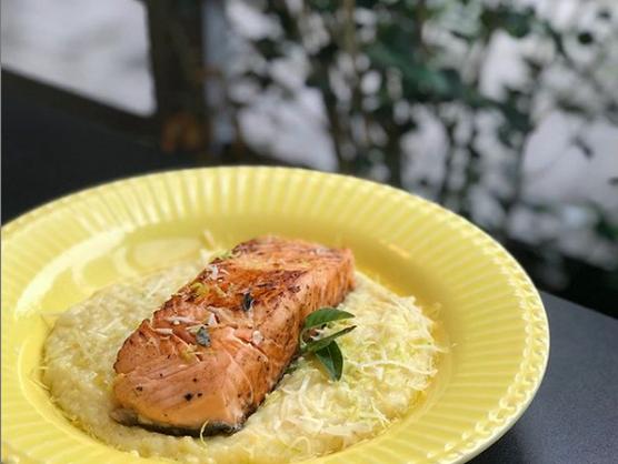 Almoço_risroto_salmão_moema_limao_siciliano