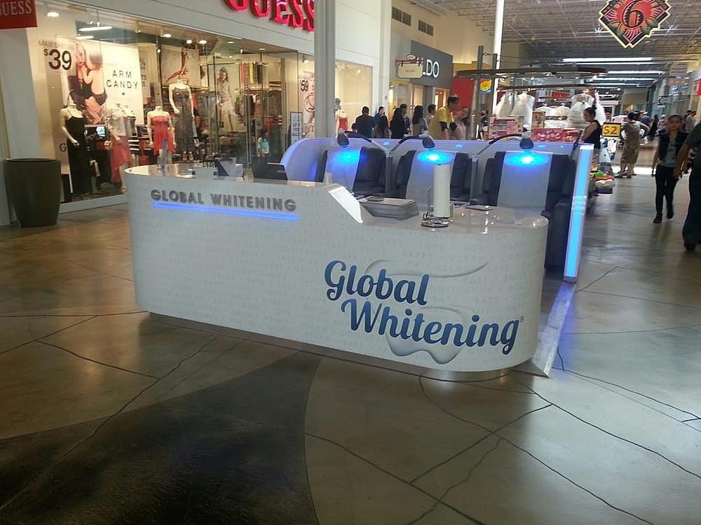 Global Whitening's Ontario California Location