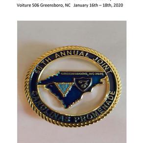 50th Annual Joint Carolinas Promenade Ho