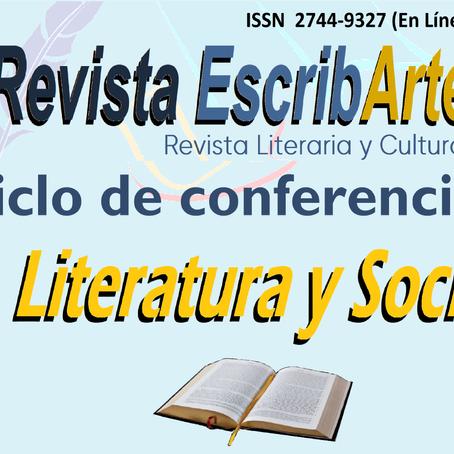 """Ciclo de conferencias """"Arte, Literatura y Sociedad"""""""