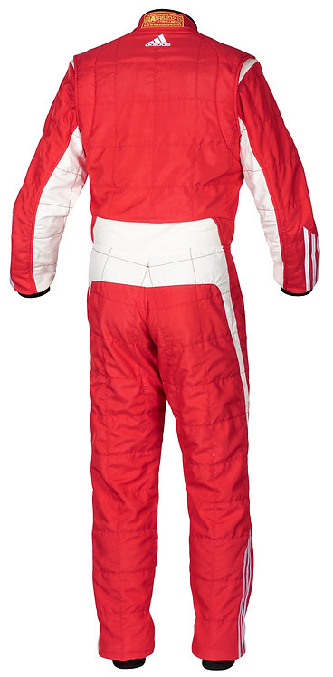 ClimaCool Suit - Red/White